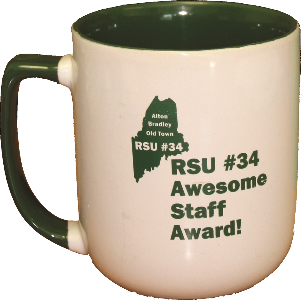 RSU #34 Awesome Staff Awards
