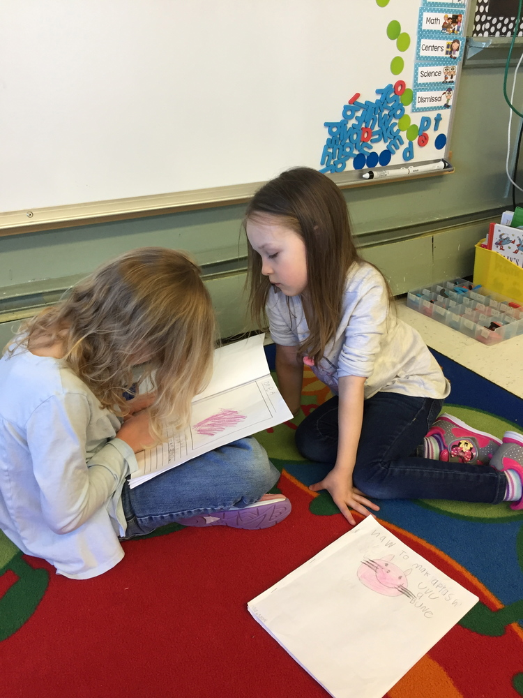 Kindergarten writers