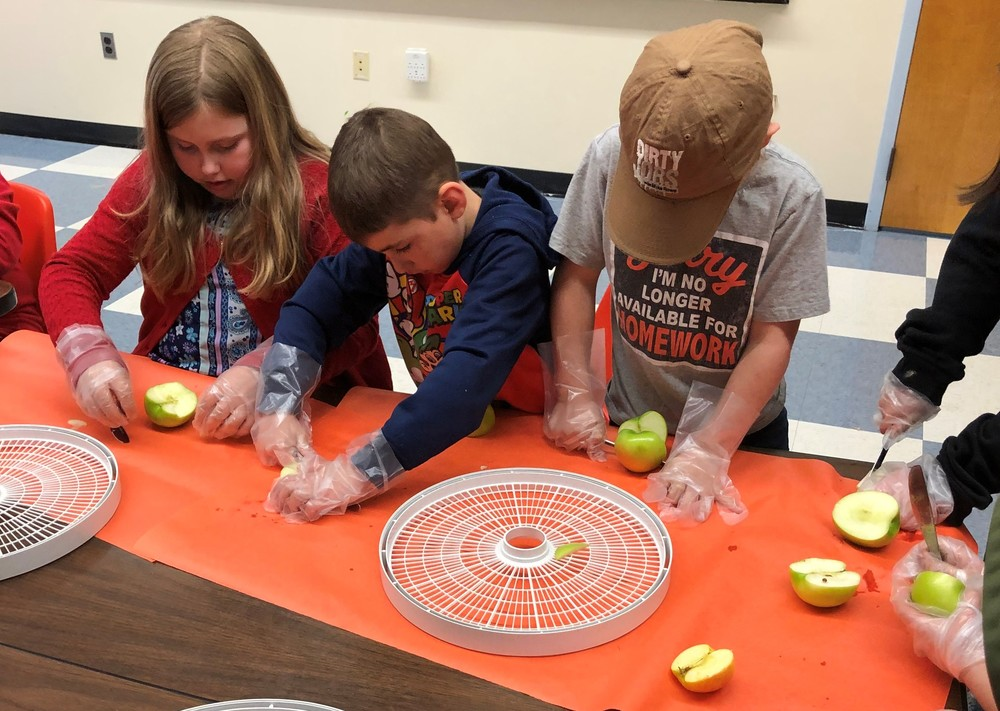 After School Fruit Science Program