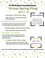 OTHS Stu. Co. Virtual Spirit Week