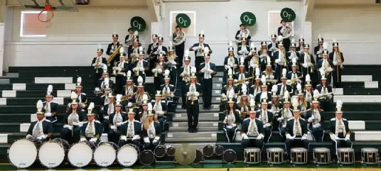2018-2019 OTHS Marching Band