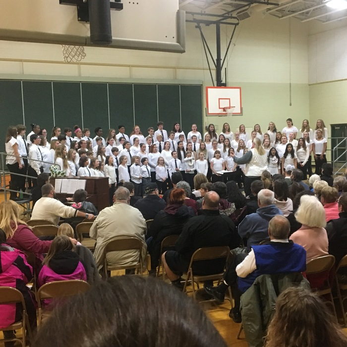 The Fall LMS Chorus Concert