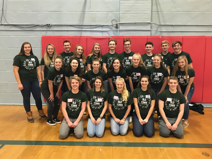 2018 OTHS Student Council