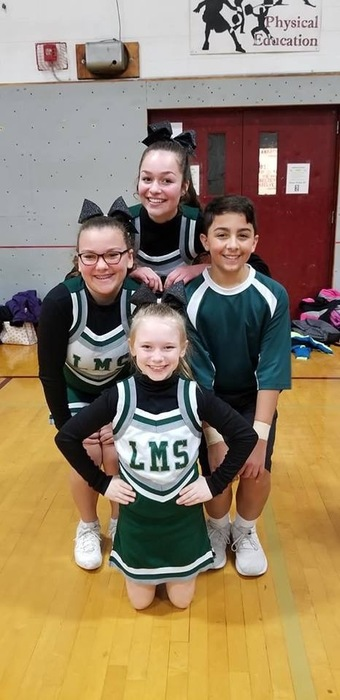 LMS Cheer