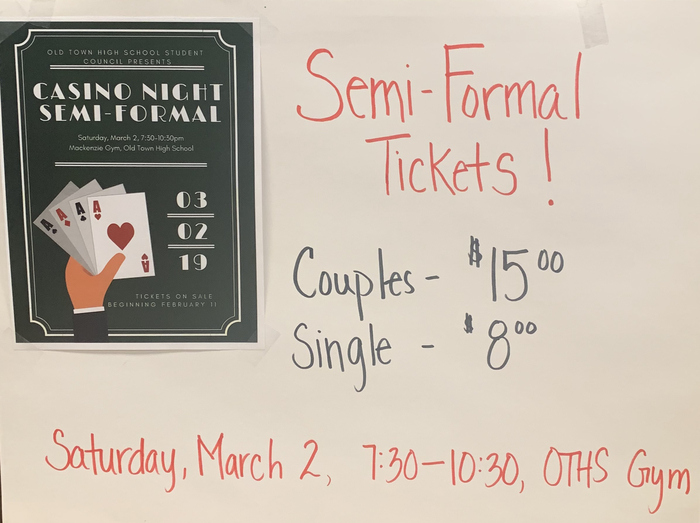 Semi Tickets