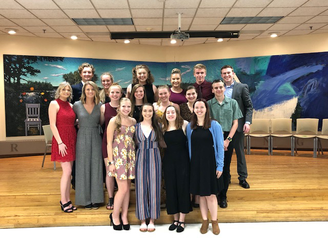 2019 Honors/STEM Diploma Presenters