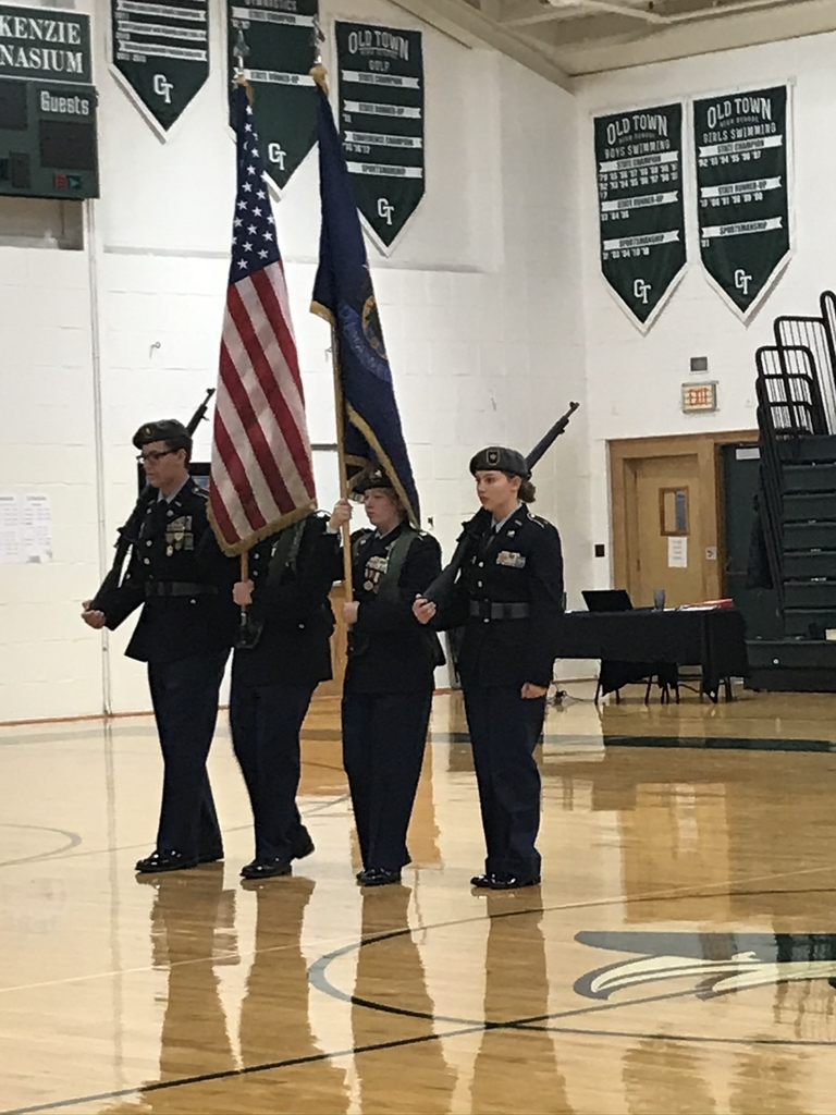OTHS Color Guard