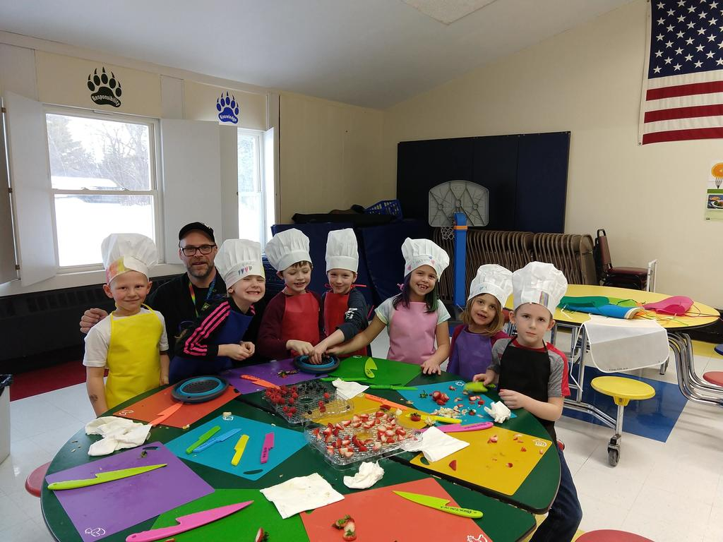 VRS Cooking Club