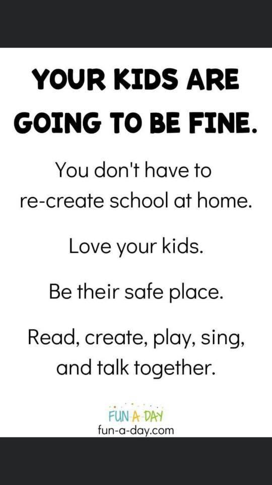 Your Kids Will Be Fine quote