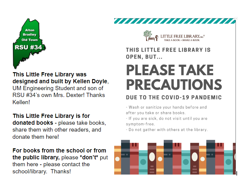 Free Libraries Guidlines