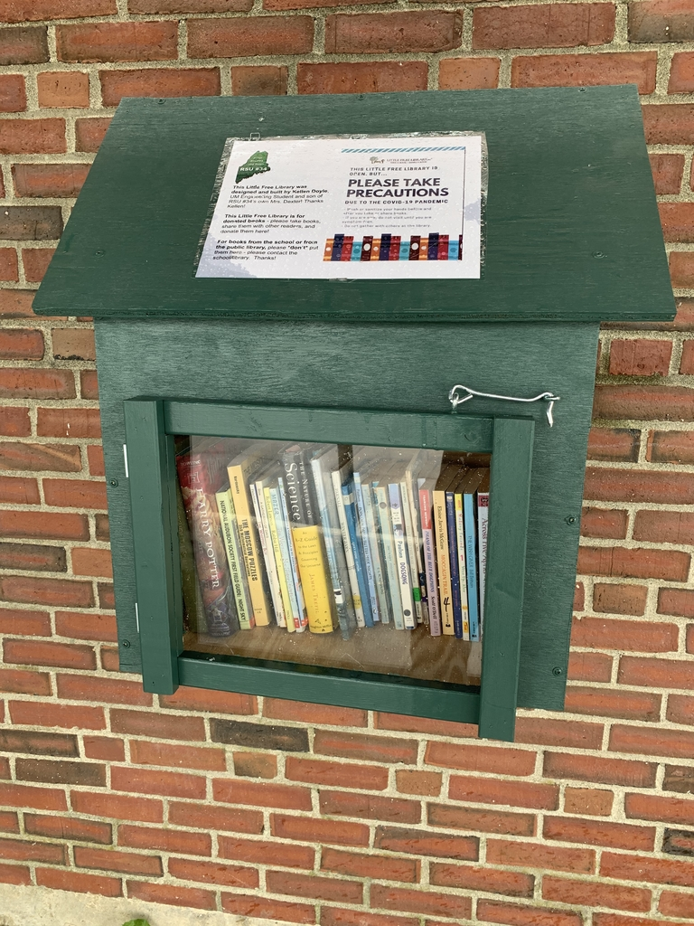 LMS Little Free Library