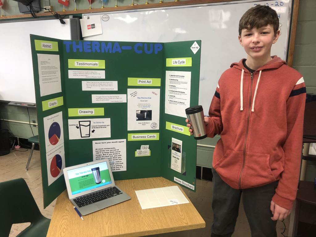 Jesse Bouchard, Most Innovative Overall Winner, Therma Cup